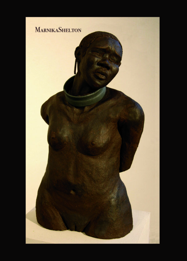 sculpture by marnika shelton